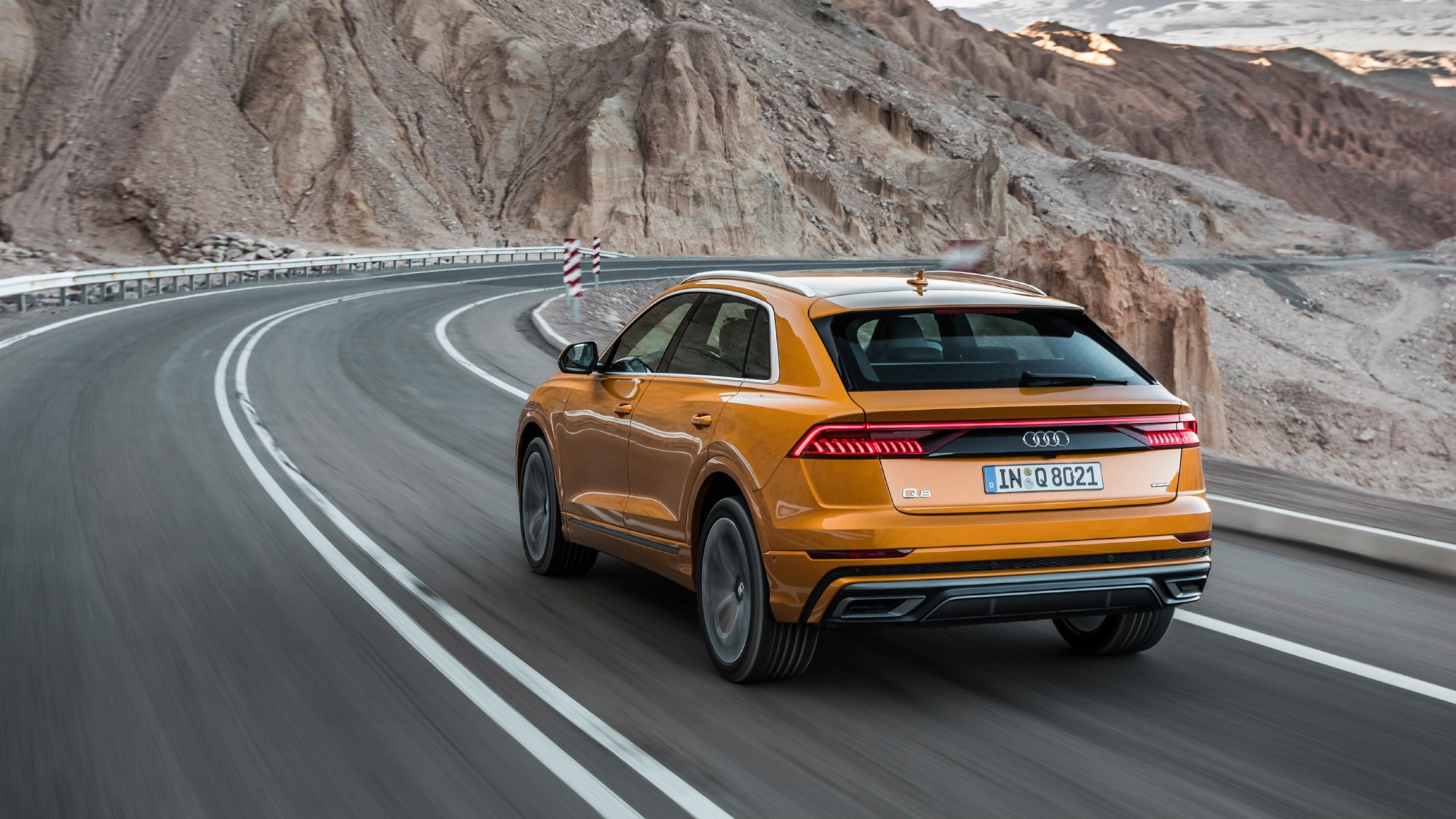 audi q8 review a worthy flagship car magazine. Black Bedroom Furniture Sets. Home Design Ideas