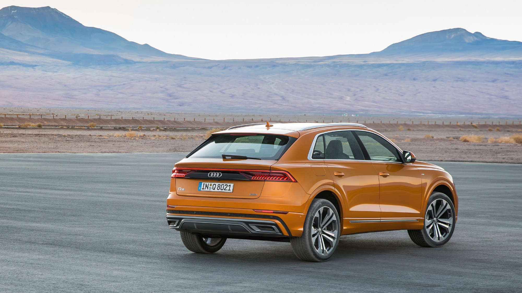Audi Q7 Lease >> Audi Q8 review: a worthy flagship? | CAR Magazine