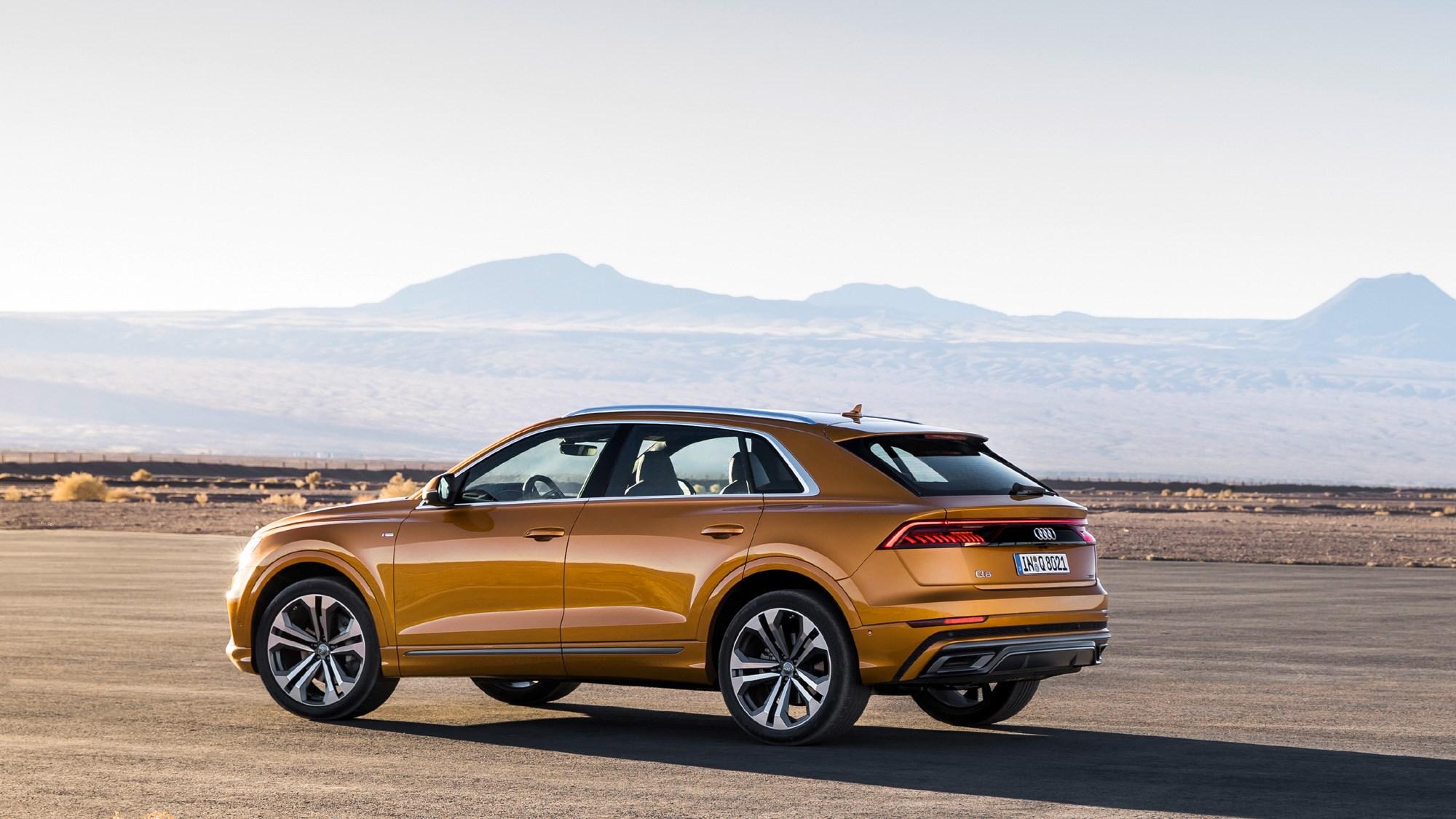 Audi Suv Lease >> Audi Q8 review: a worthy flagship? | CAR Magazine