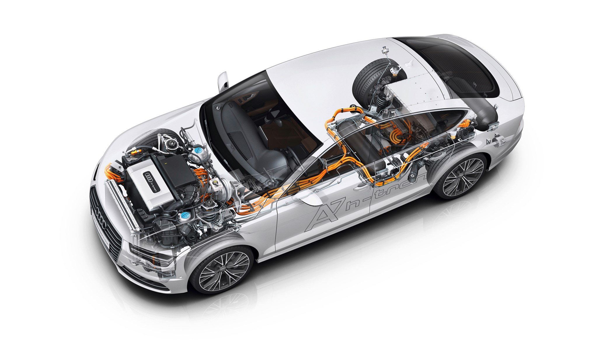 Audi And Hyundai Hydrogen Fuel Cell Partnership Car Magazine