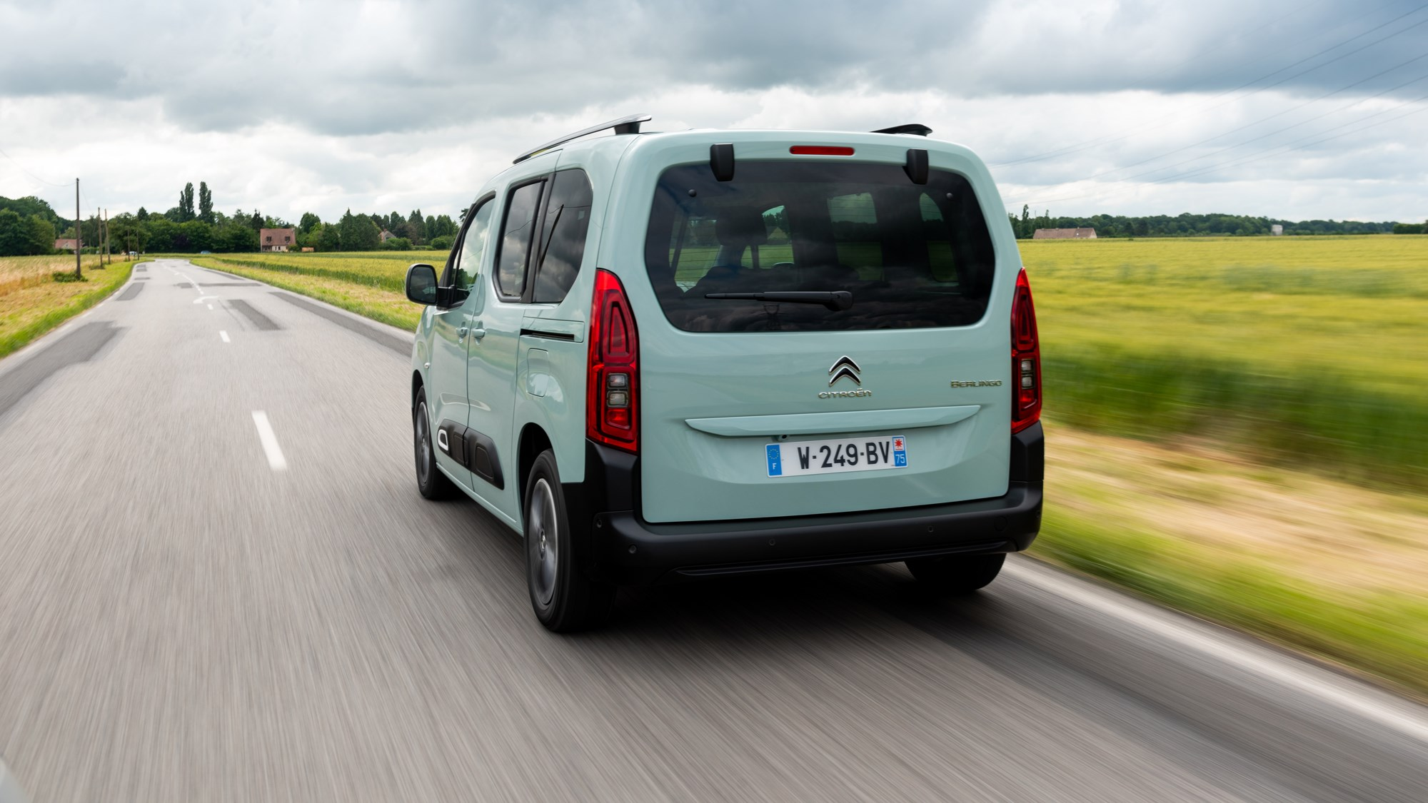 7747f6eaf0 New Citroen Berlingo review  the family van improved