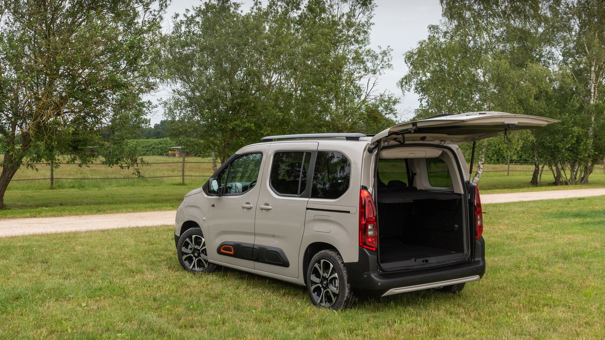 12bb8560dd New Citroen Berlingo review  the family van improved