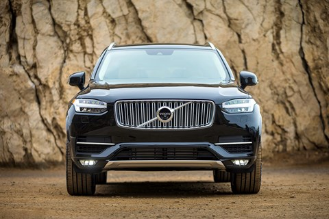 Volvo XC90: the third-generation SUV will launch in 2021