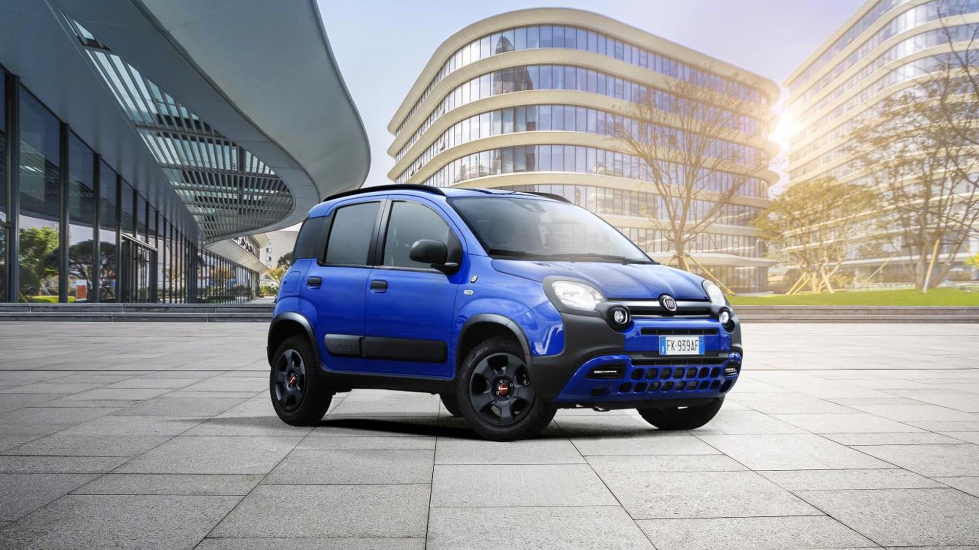 Panda Waze: Fiat's city car gets connected | CAR Magazine