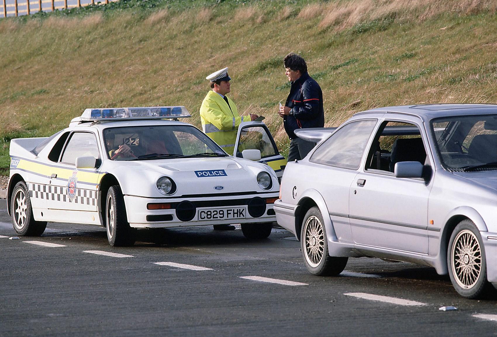 World's best police cars | CAR Magazine