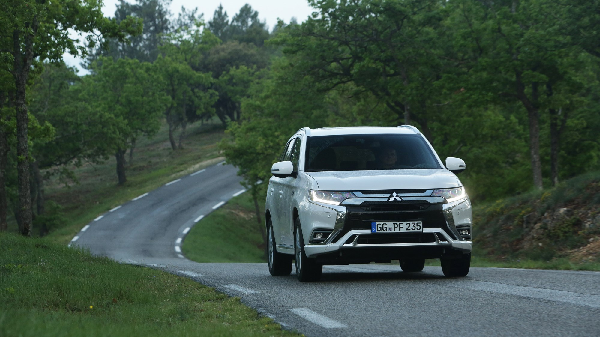 Mitsubishi Outlander PHEV review: not reinventing the wheel