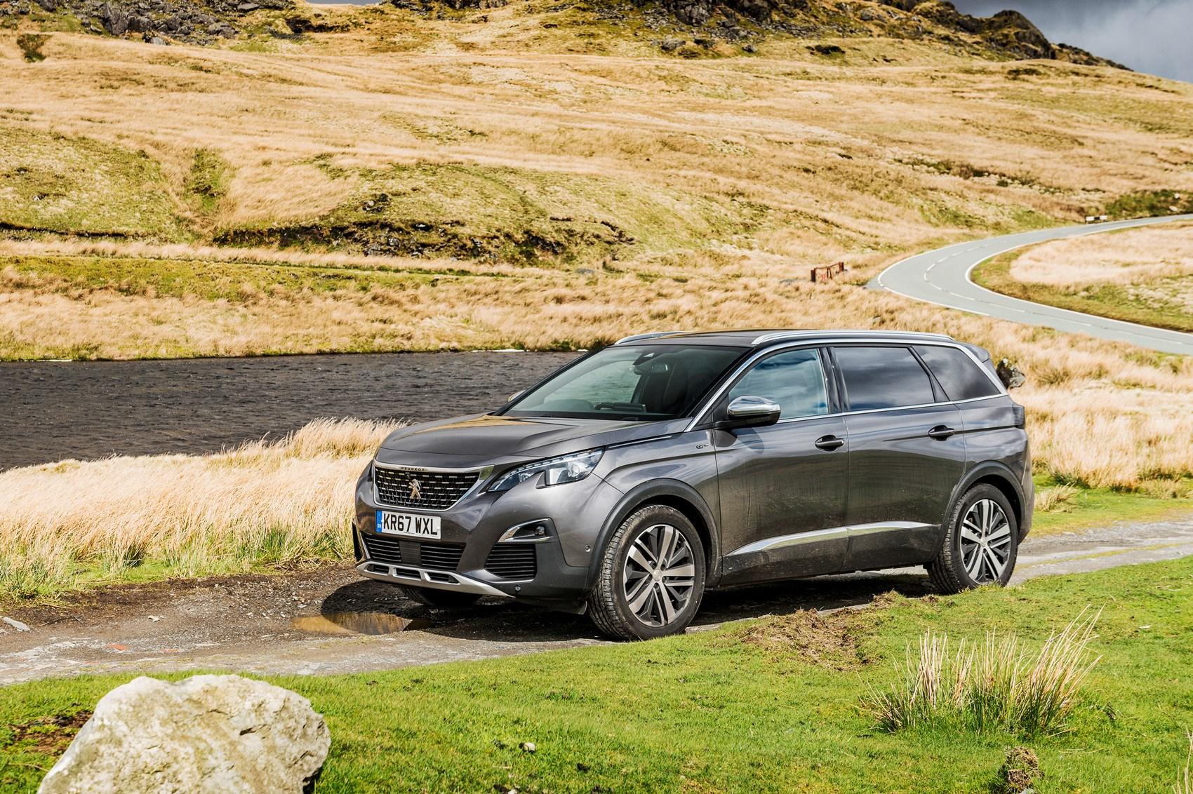 Peugeot 5008 (2018) Long-term Test Review