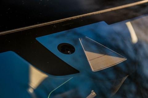 Tesla Model S cameras