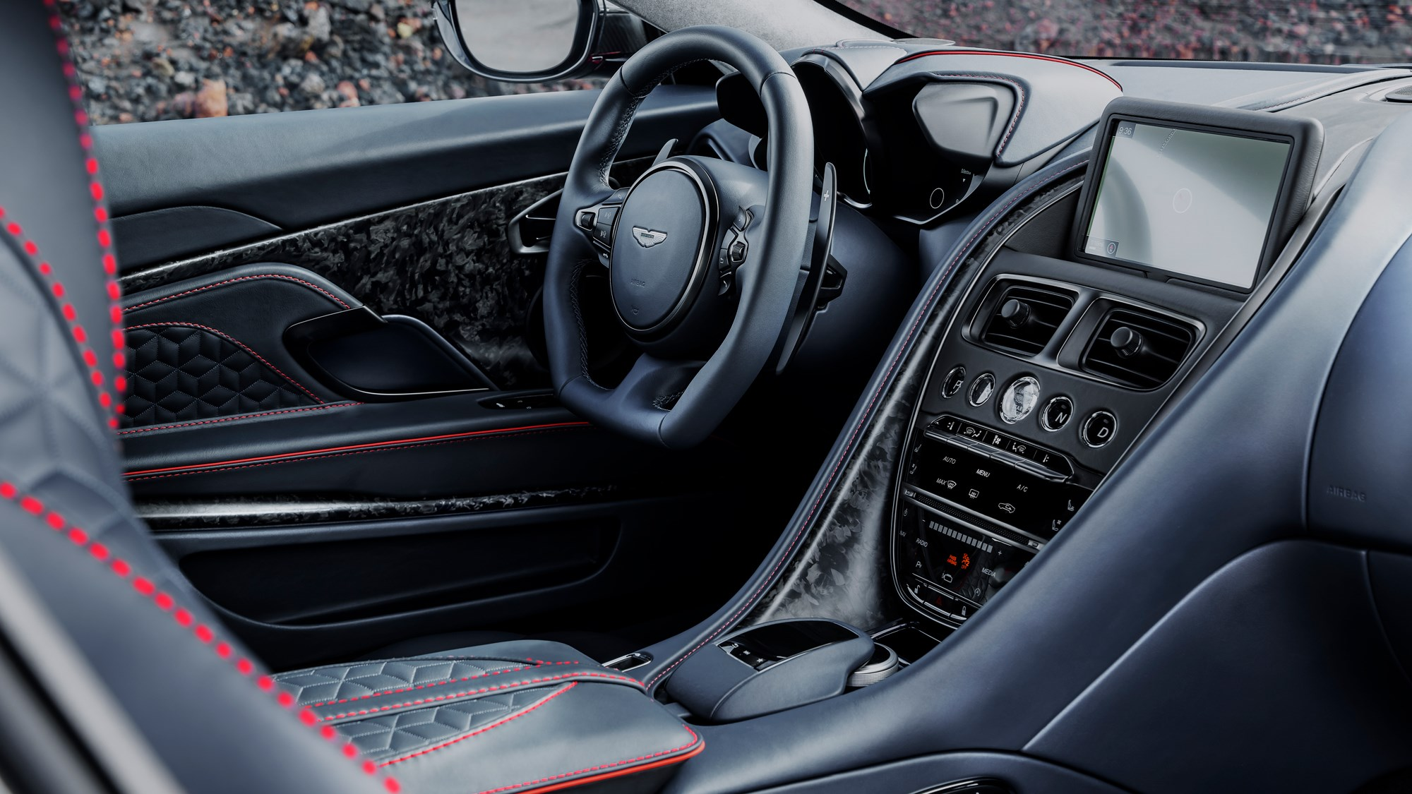 Aston Martin Dbs Superleggera Convertible Volante Is On The Way
