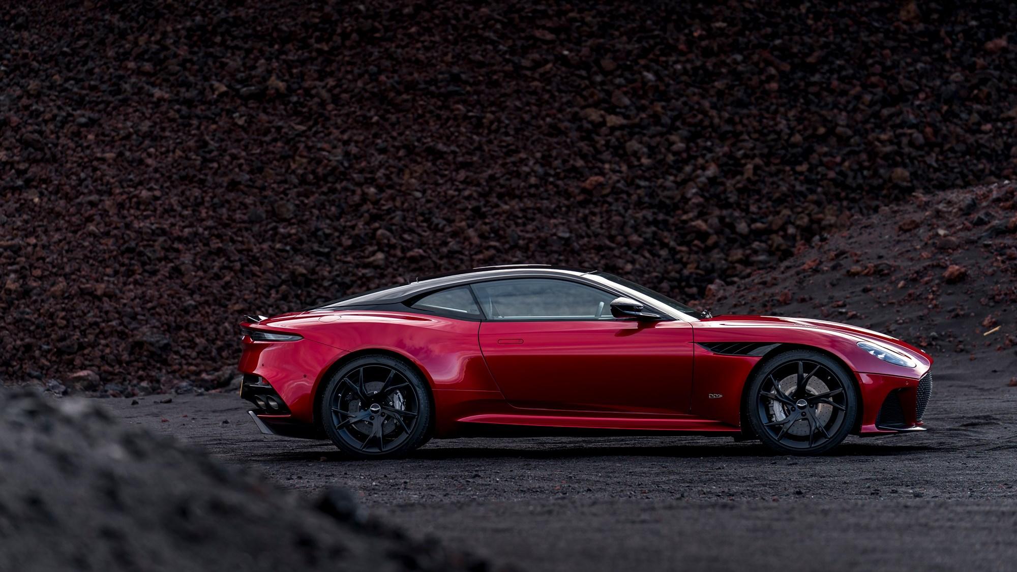Aston Martin DBS Superleggera Convertible Volante Is On The Way - Aston martin dbs v12