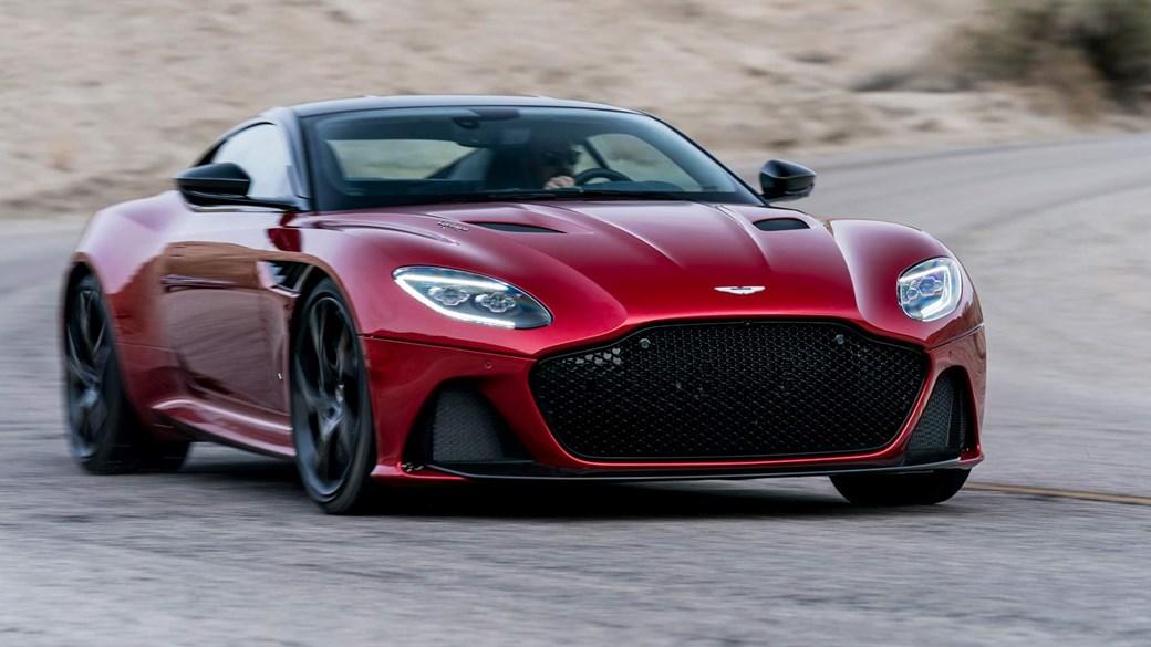 DBS Superleggera: Aston Martin\'s flagship Super GT is here | CAR ...