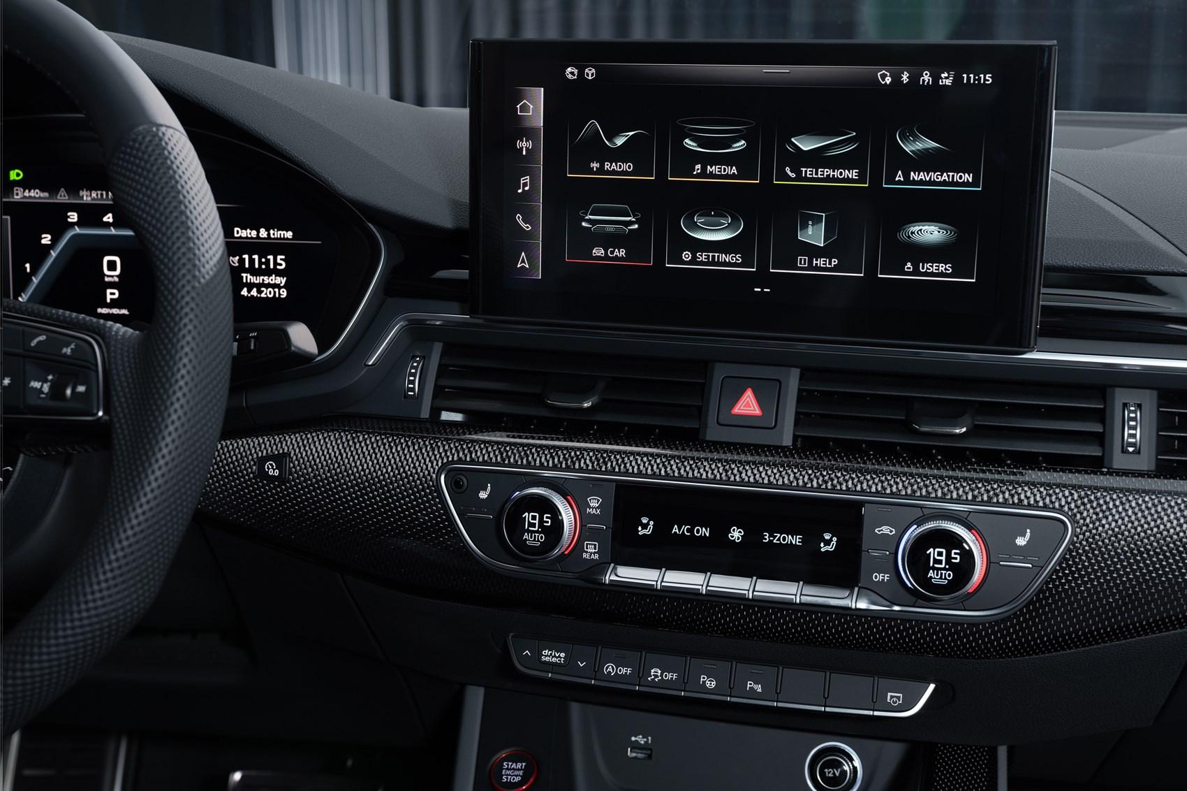 Audi A4: 2019 facelift revealed | CAR Magazine