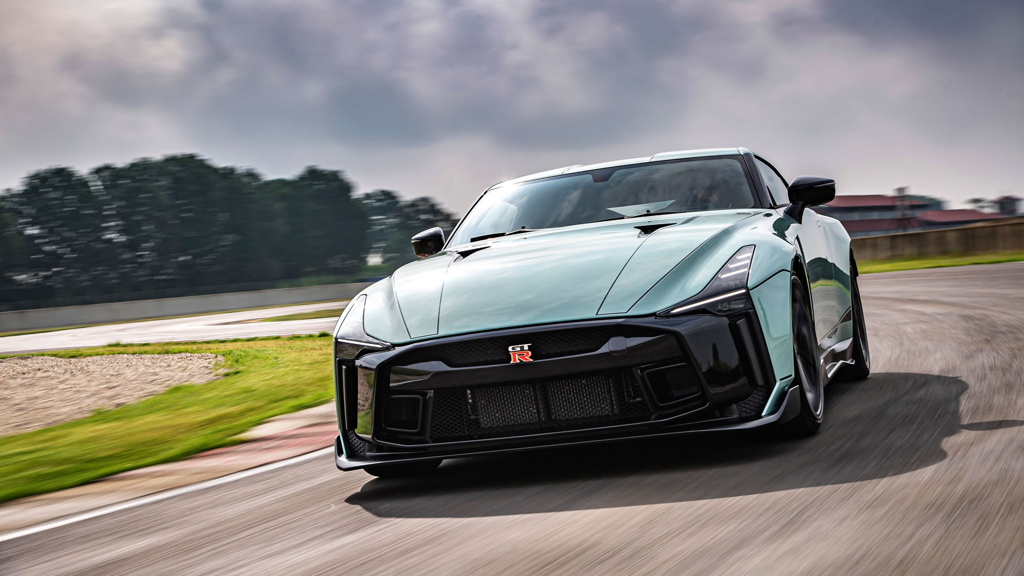 Nissan Gt R50 Italdesign Supercar Now In Production Car Magazine