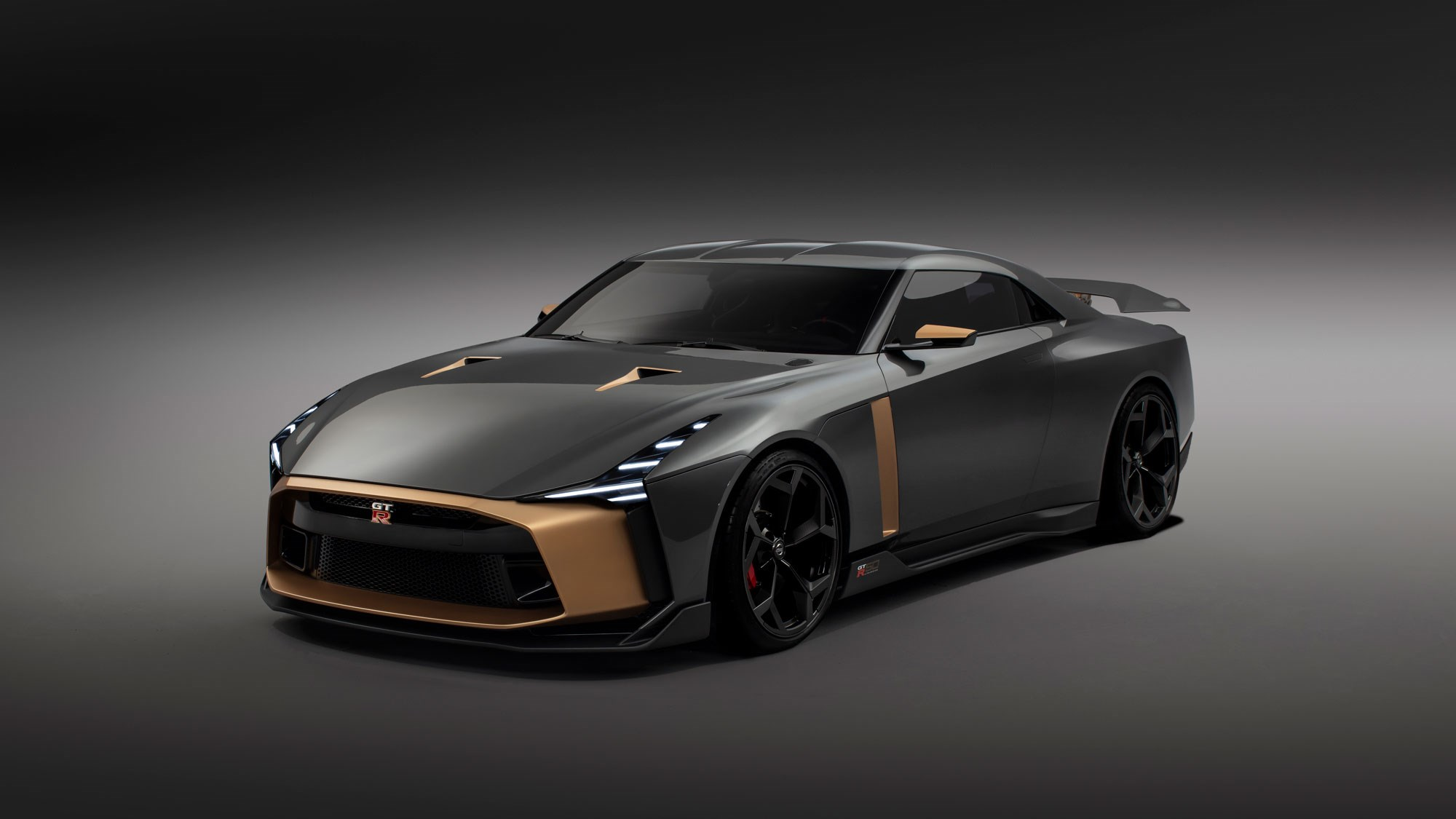 Nissan Gt R50 163 800 000 Production Version On The Cards