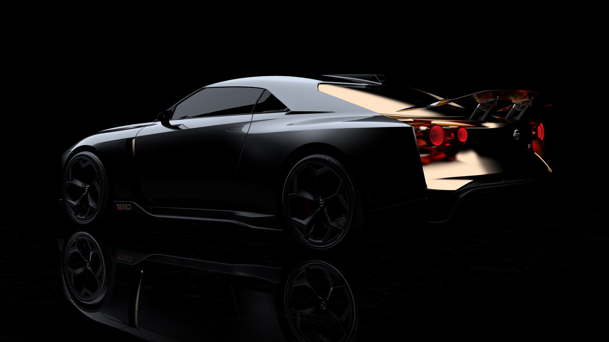 nissan gt r50 885 000 production version confirmed car magazine. Black Bedroom Furniture Sets. Home Design Ideas