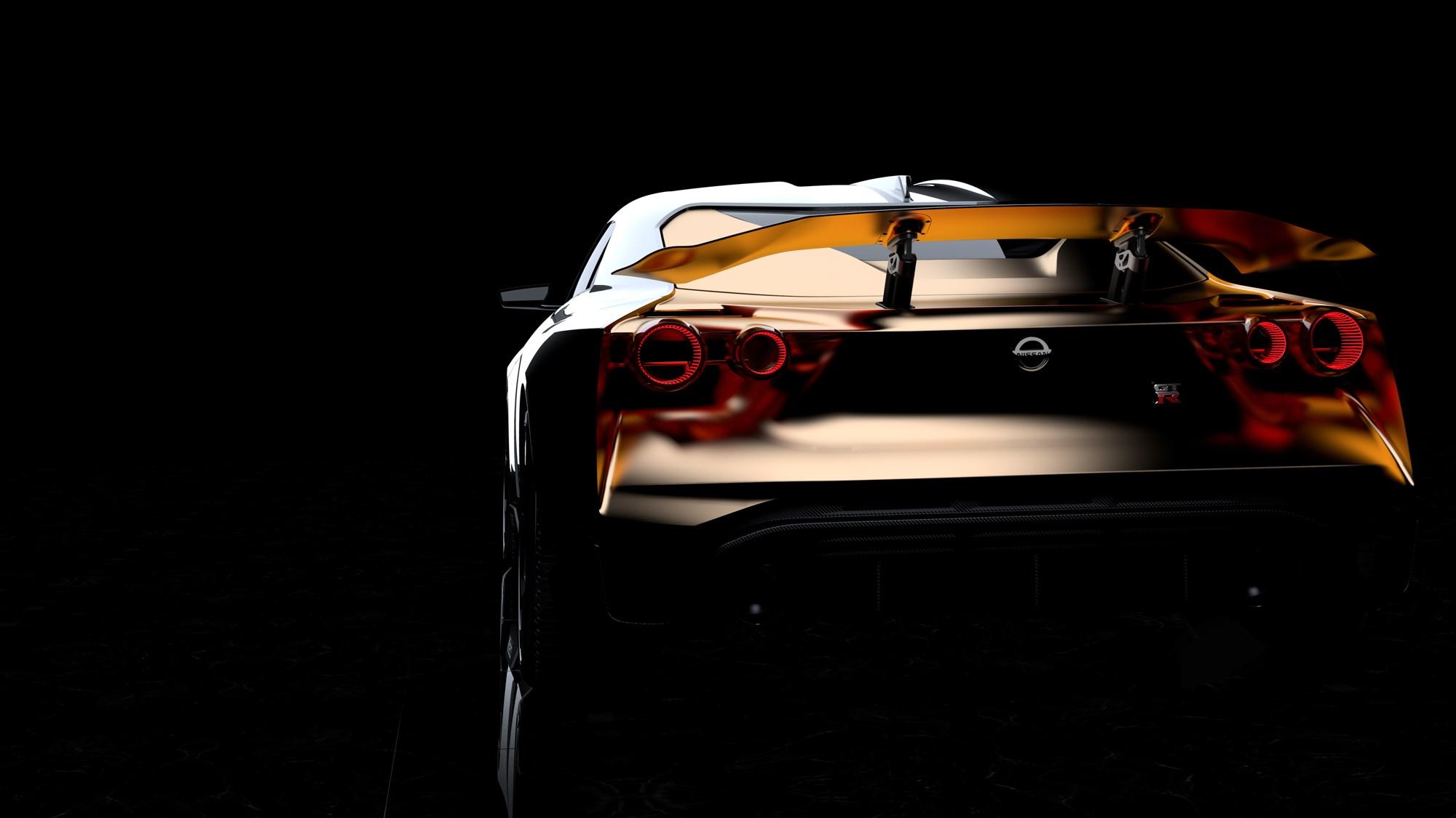 Nissan Gt R50 885000 Production Version Confirmed Car Magazine
