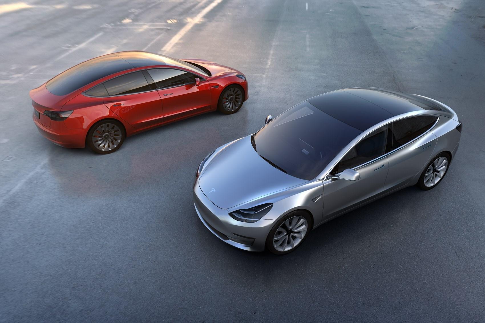 Tesla Model 3 Uk Orders To Open Next Month