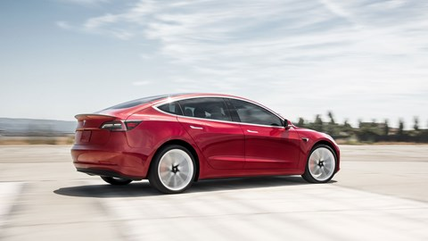 Tesla Model 3: now available with up to 200kW charging for ultra-fast top-ups