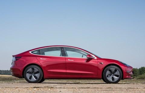 2020 Tesla Model 3 UK prices start at £40,490