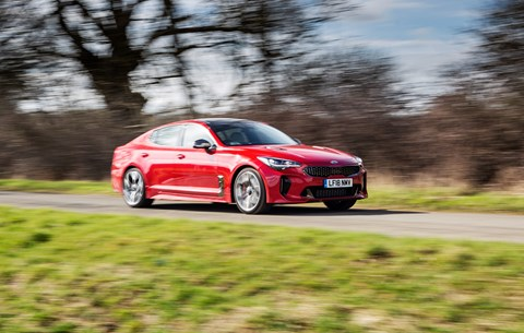 Kia Stinger long-term test review by CAR magazine UK