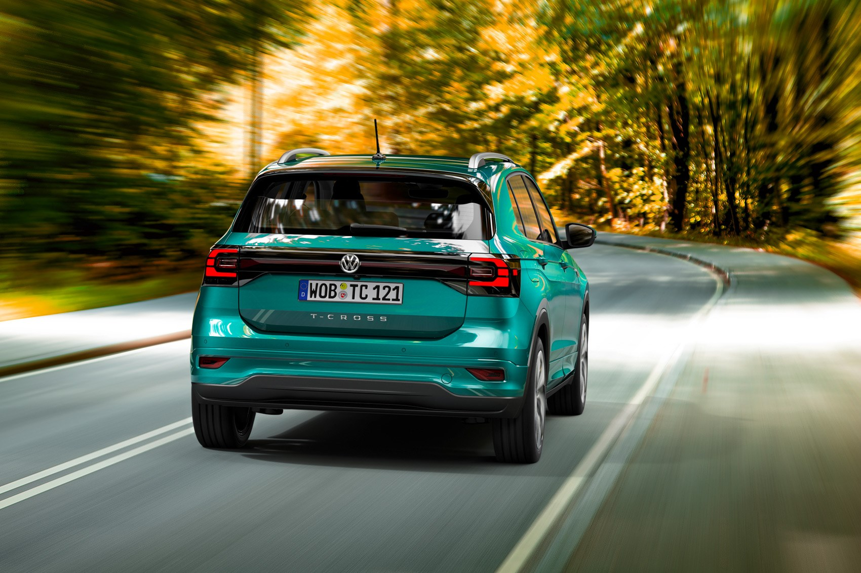 New Volkswagen T Cross Unveiled It S Vw S Arona Car