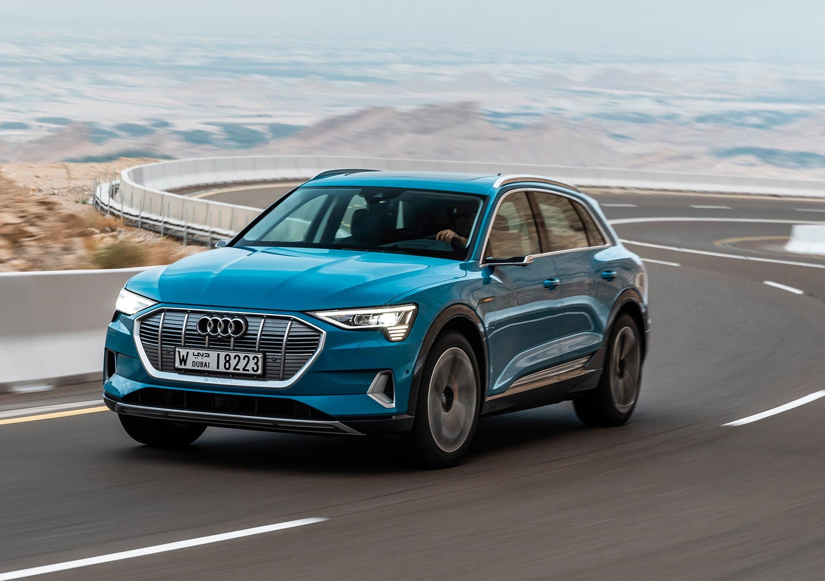 Used Audi Q5 For Sale >> Audi e-Tron review | CAR Magazine