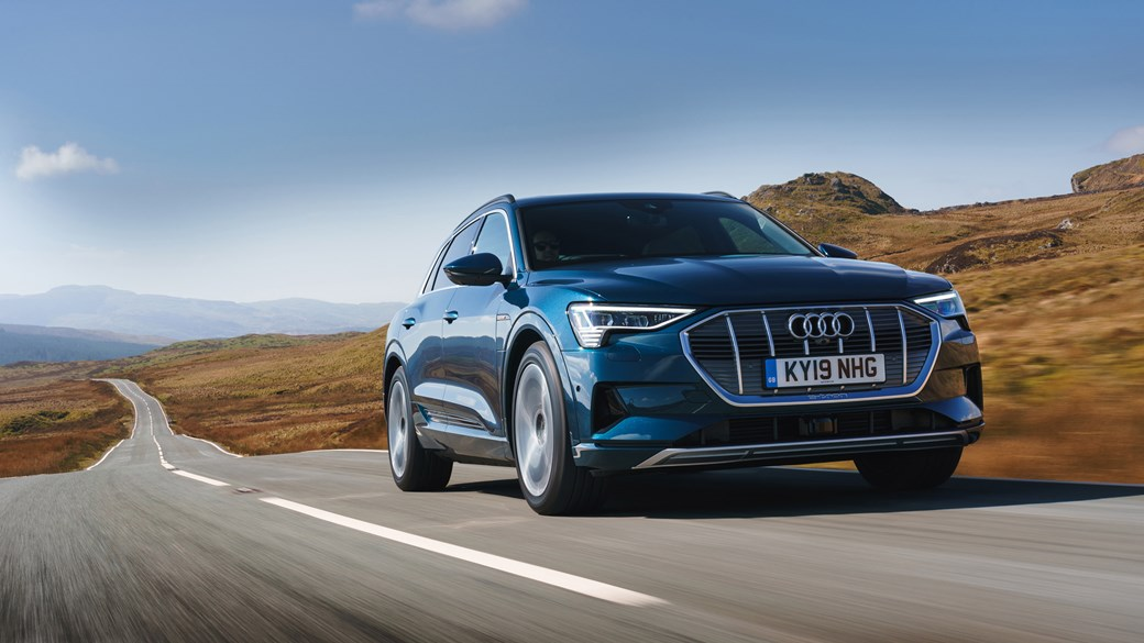 Audi E Tron Review Electric Suv Driven On Uk Roads Car Magazine