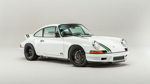 Paul Stephens Le Mans Classic Clubsport revealed in London