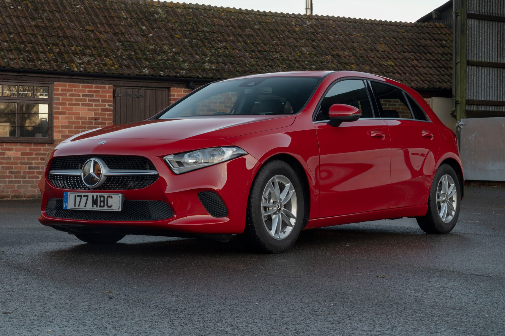 Mercedes A-class review: every powertrain driven on UK roads | CAR