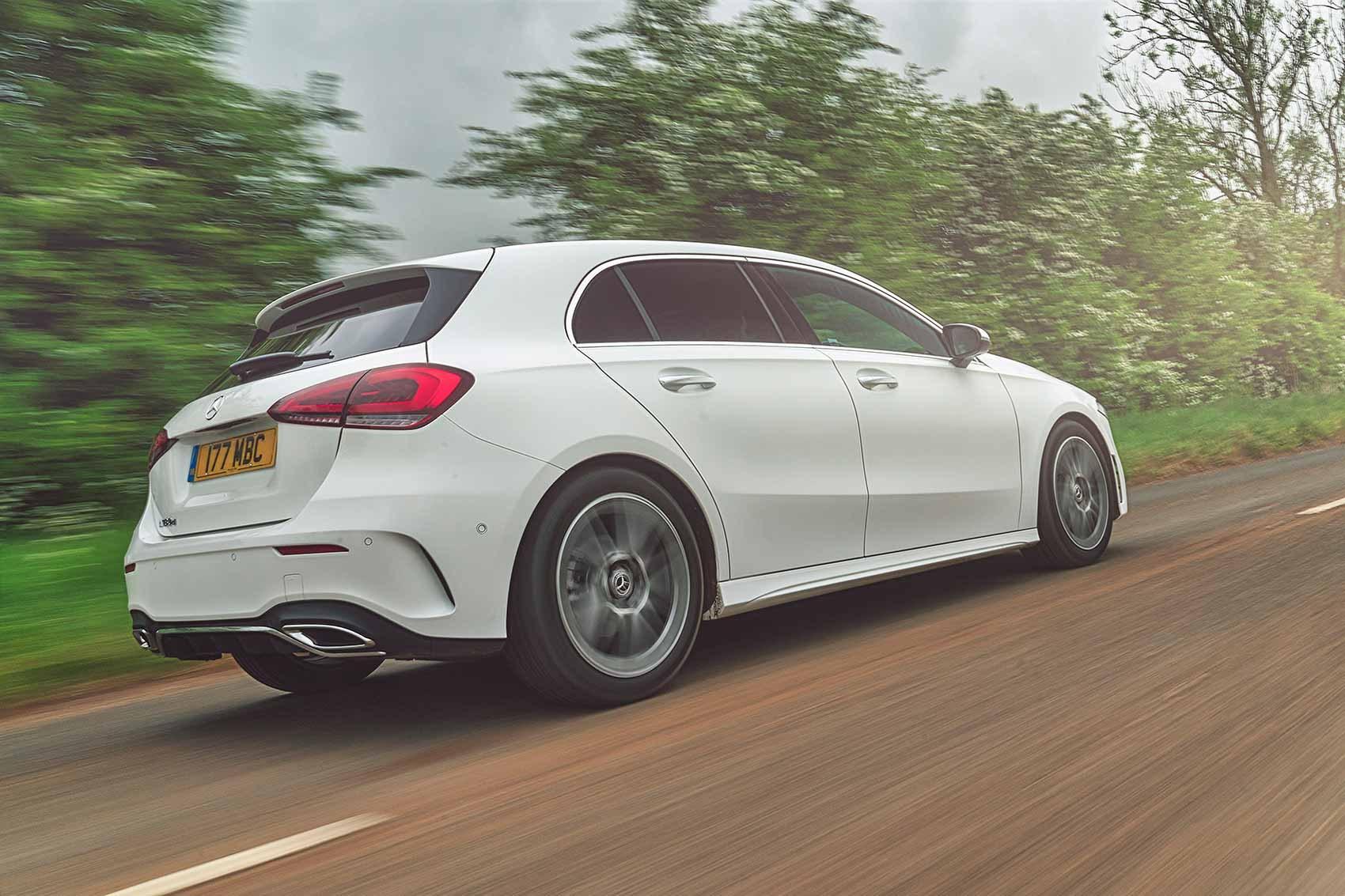 ... Mercedes Benz A Class Review ...