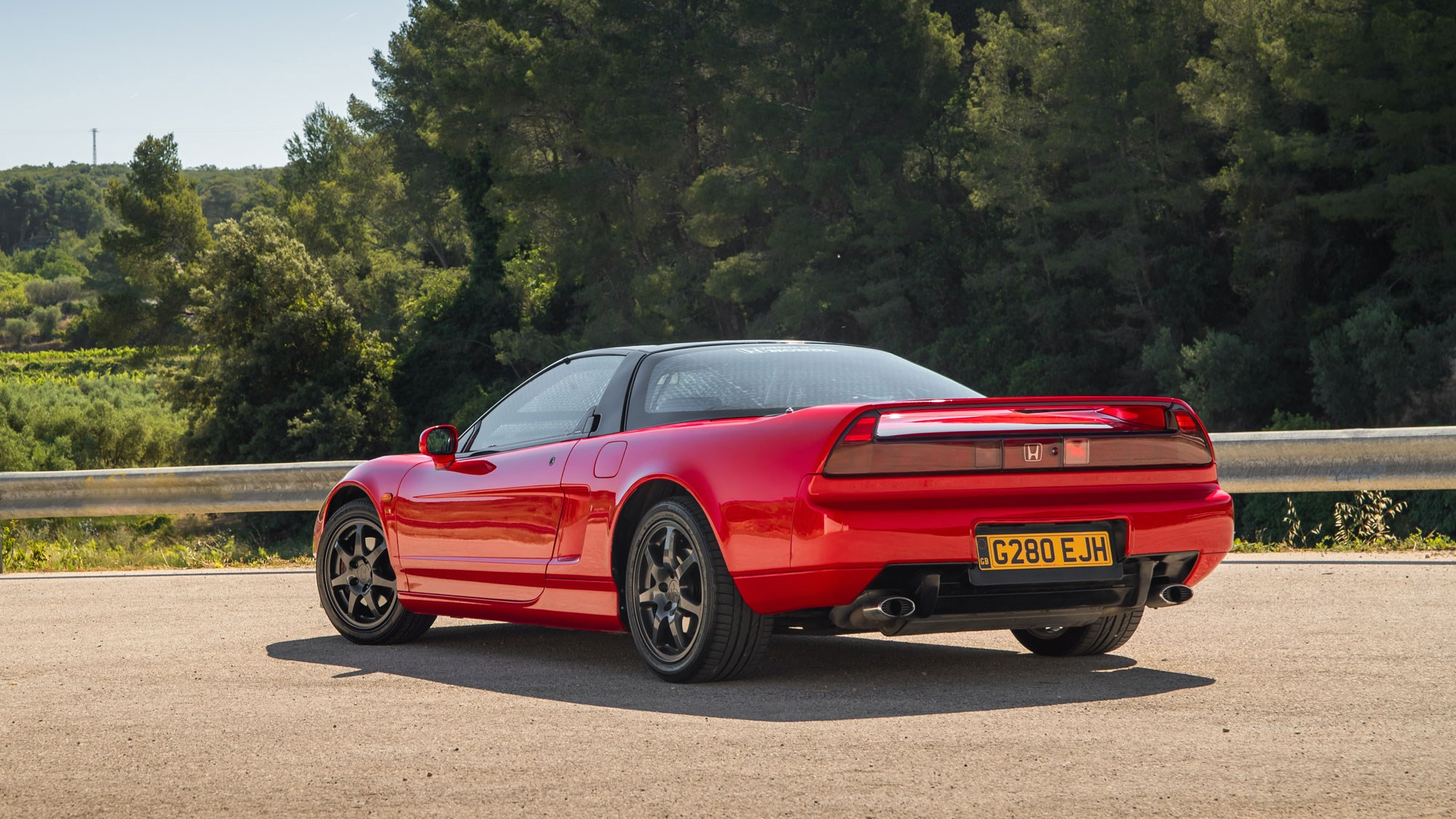 What Was So Diffe About The Original Honda Nsx