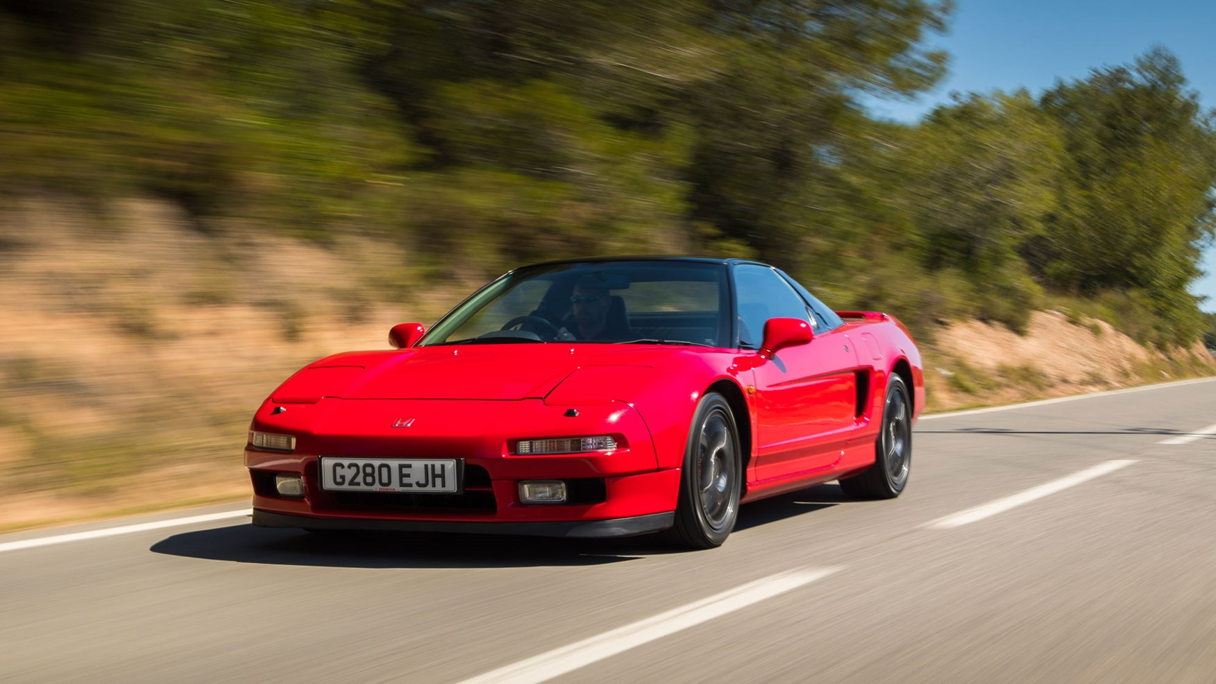 Auto Lease Deals >> Driving the classics: Honda NSX (1988) review | CAR Magazine