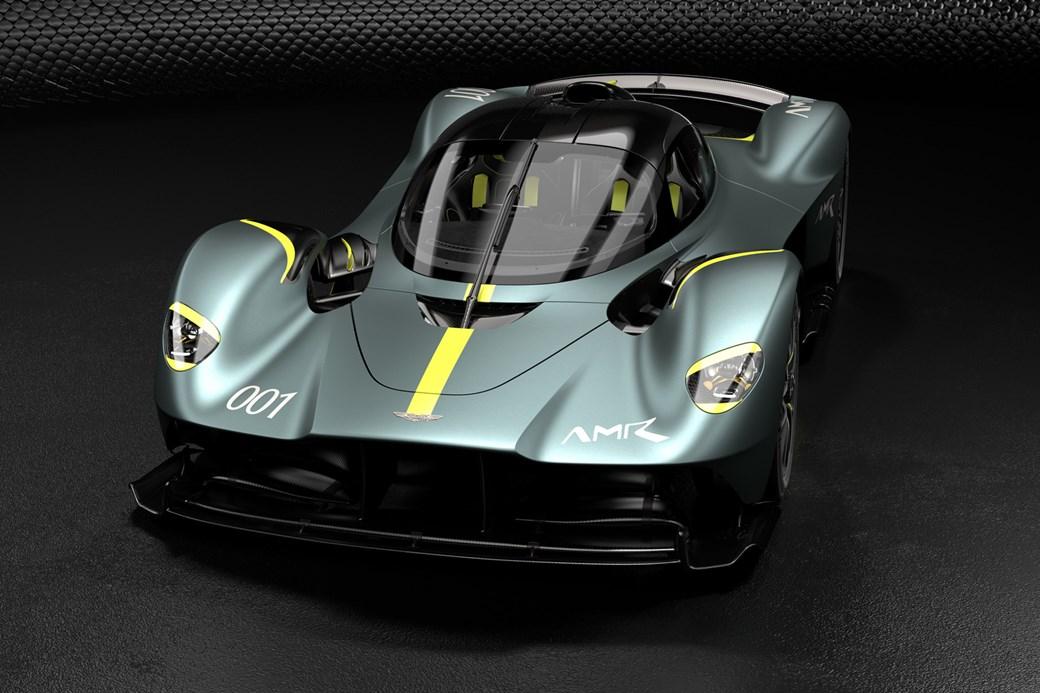 Aston Martin Valkyrie Track Pack