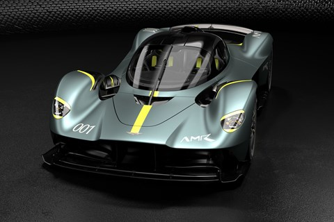 Aston Martin Valkyrie Track Pack
