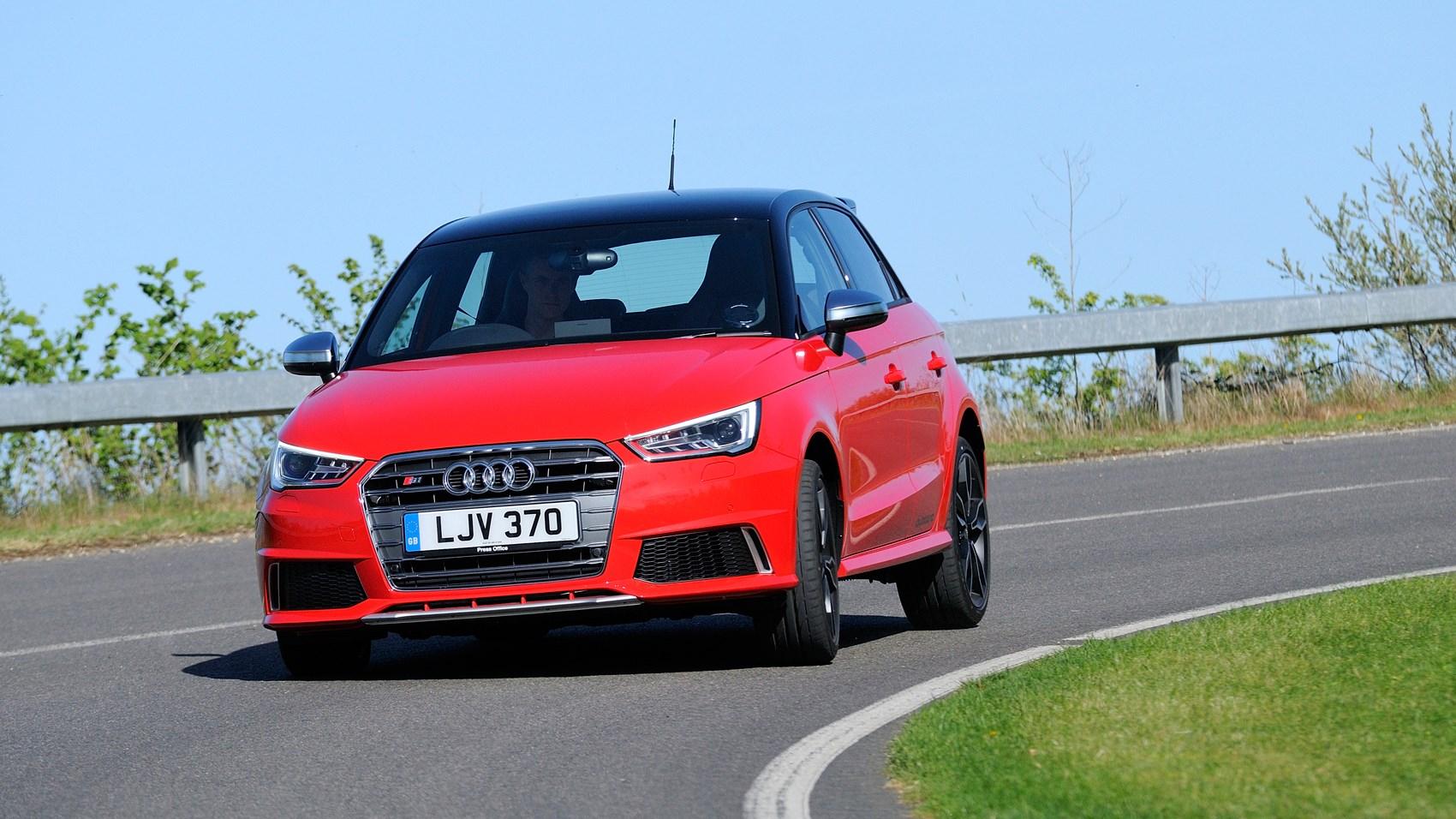 Audi S1 front quarter