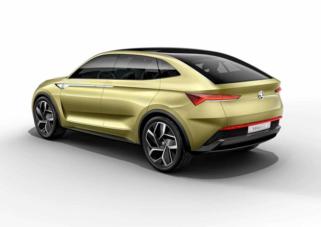 Skoda is preparing 'e-RS' electric car halo EVs to mirror vRS | CAR