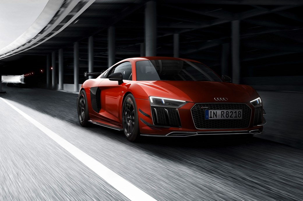 Ultra-exclusive Audi R8 Performance Parts bound for UK | CAR Magazine