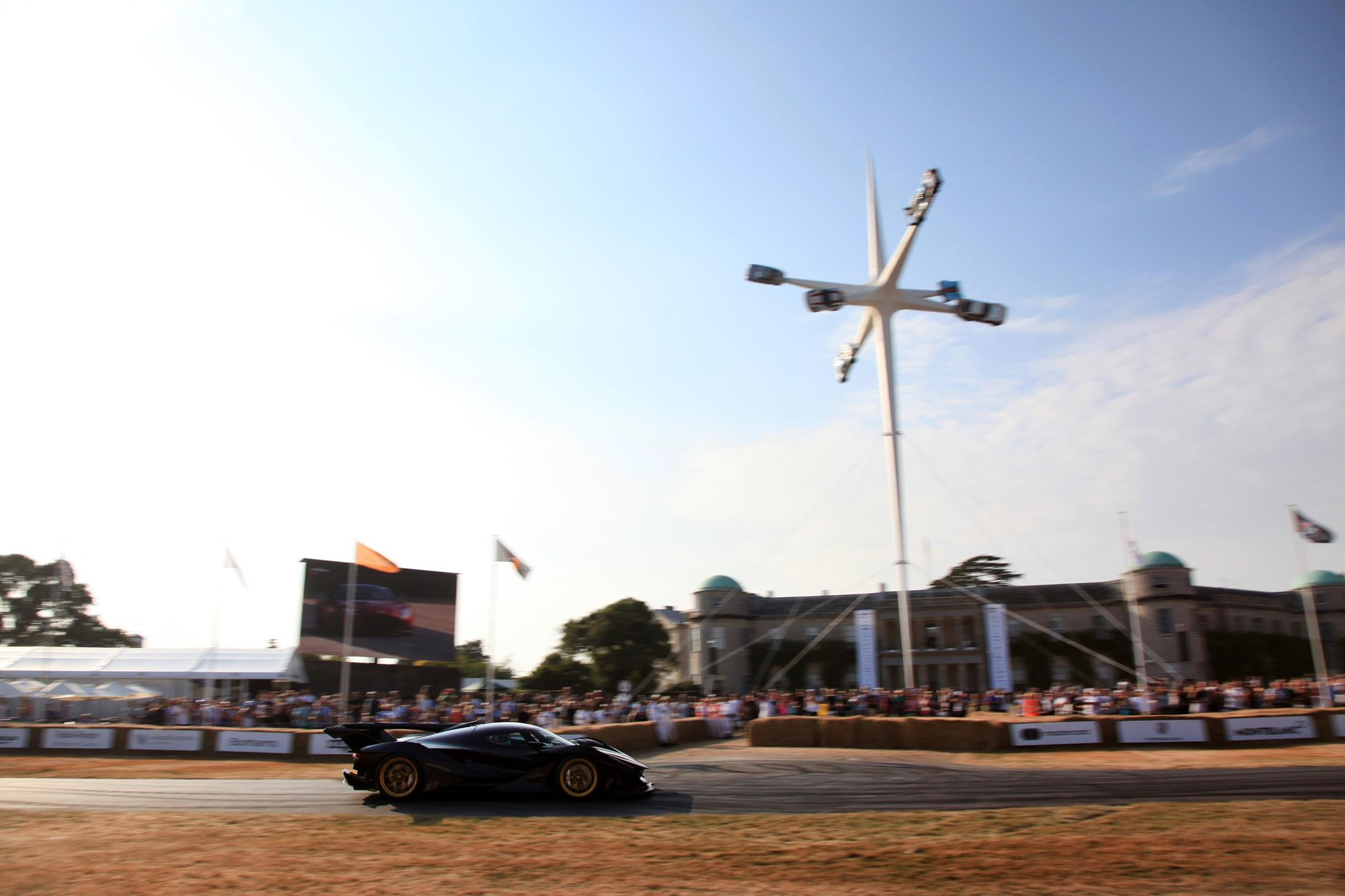 Festival Of Speed >> Dates For Confirmed For Goodwood Festival Of Speed And Revival 2019