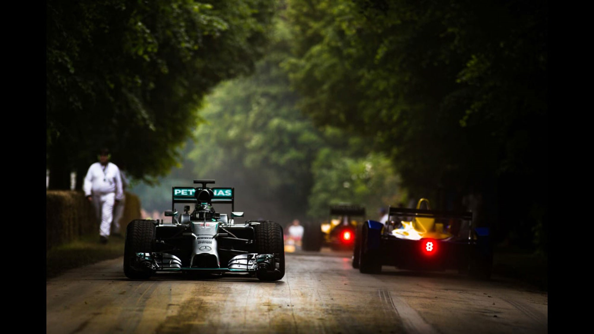 Dates For Confirmed For Goodwood Festival Of Speed And Revival 2019