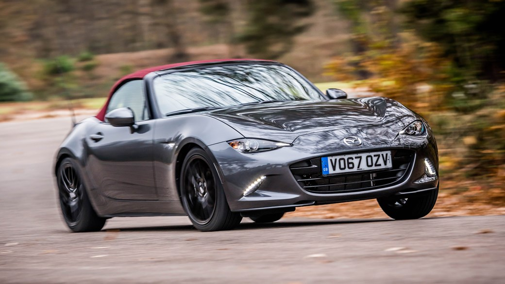 Mazda Mx 5 Z Sport 2018 Review Cherry On Top Car Magazine