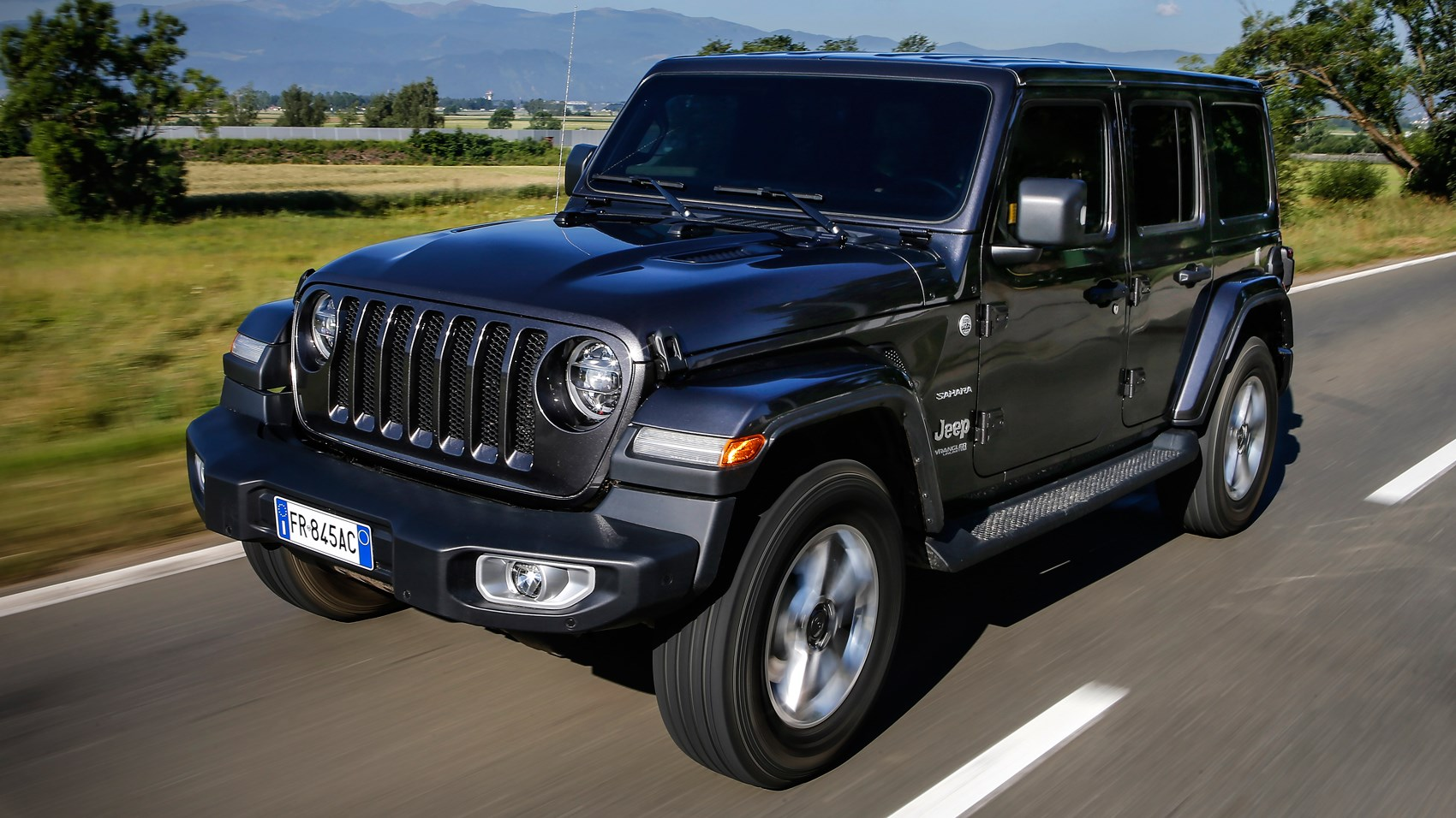 Jeep Wrangler Lease >> Jeep Wrangler (2018) review: full on and off-road verdict ...