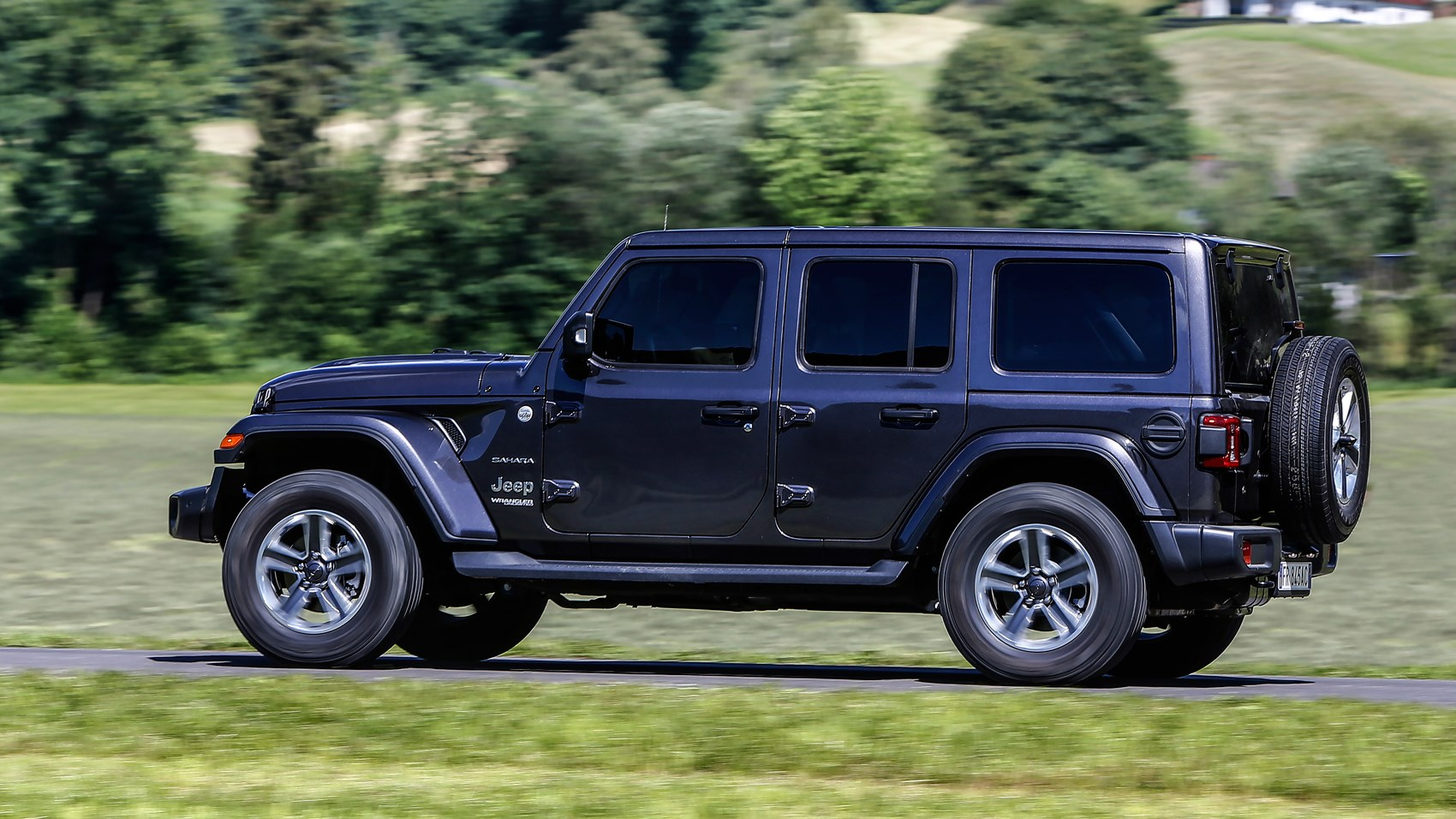 Jeep Wrangler (2018) review: full on and off-road verdict ...