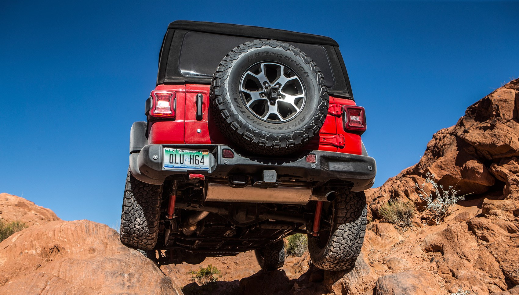 Jeep Wrangler JL Nevada