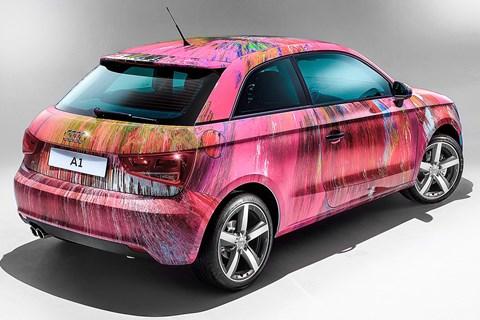 art car hirst