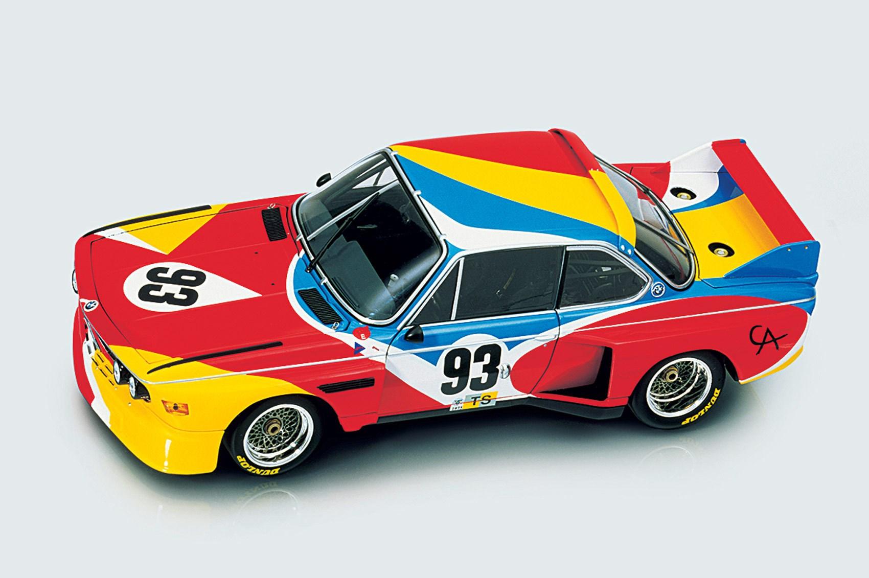 The CAR Top 10: best art cars | CAR Magazine