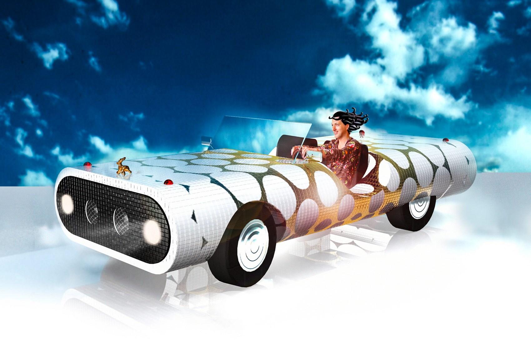 The Car Top 10 Best Art Cars Car Magazine