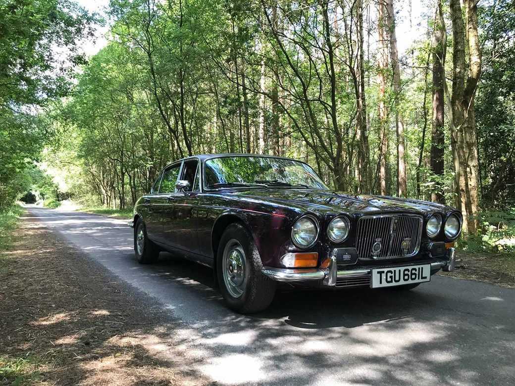 Destination Budapest Driving A Jaguar Xjc Down The Danube Car 1975 Xj6c Wiring Diagram From One Famous Xj To Another In 1972 Squeezed V12 E Type Into Xjs Engine Bay And Year Later Royal Household Ordered This