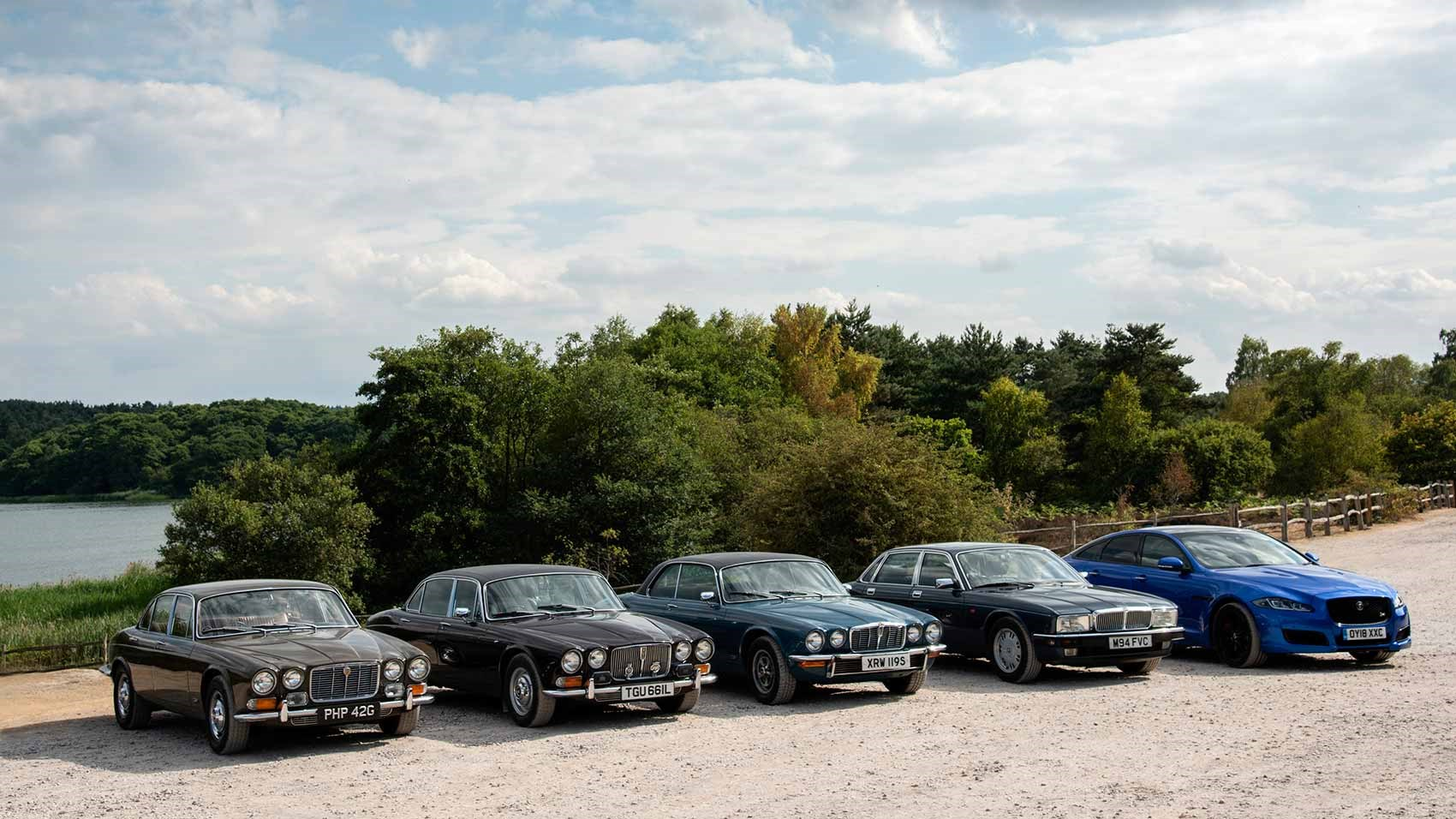 Big Cat Diaries We Celebrate 50 Years Of The Jaguar Xj Car Magazine