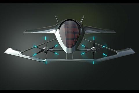 Volante Vision front
