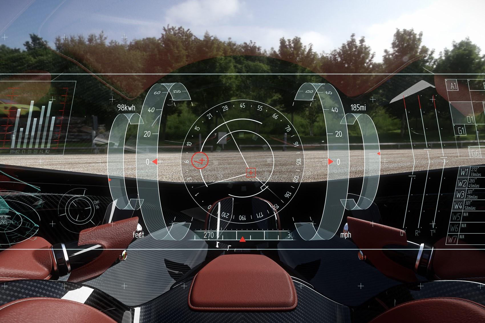 Aston Martin Volante Vision Concept Is Sporty Aircraft